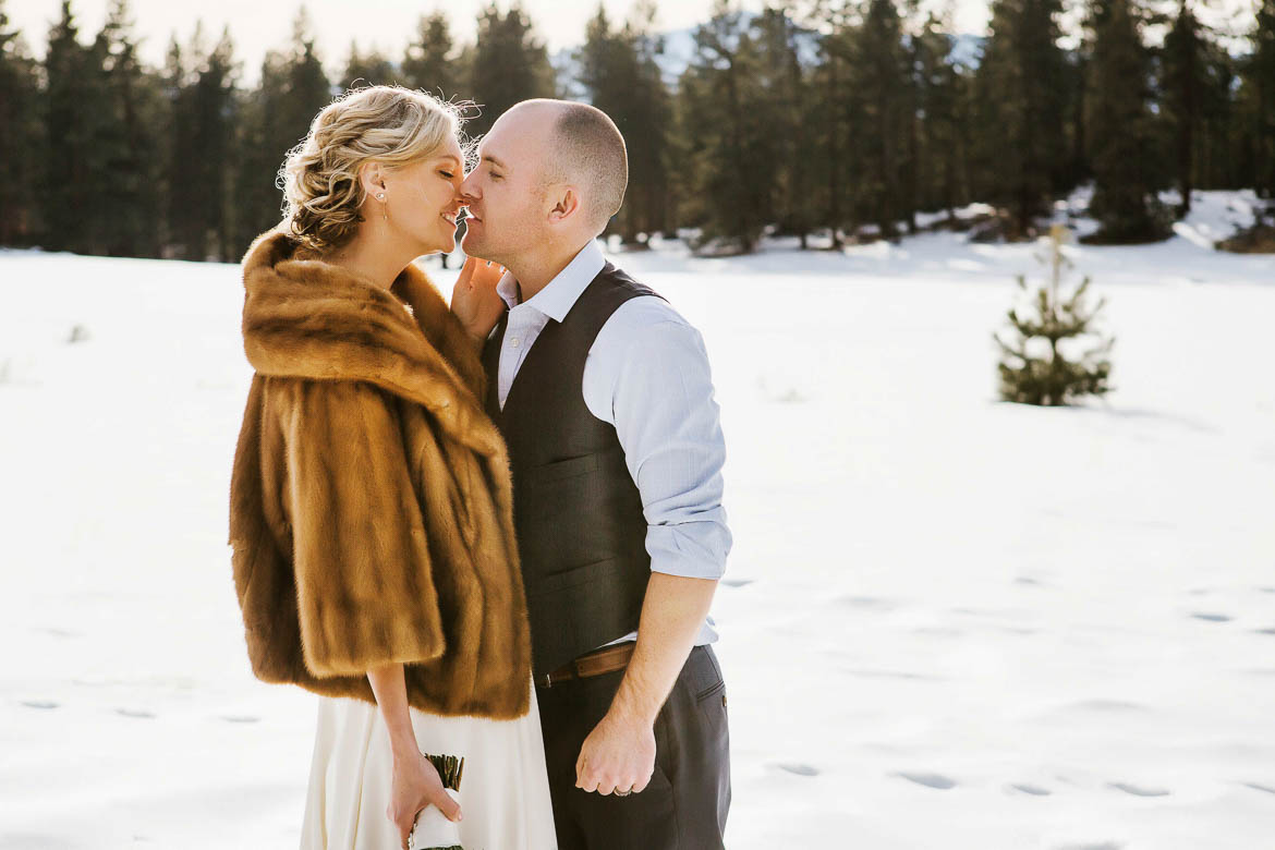 Zephyr Cove Resort Elopement | Becky & Joey